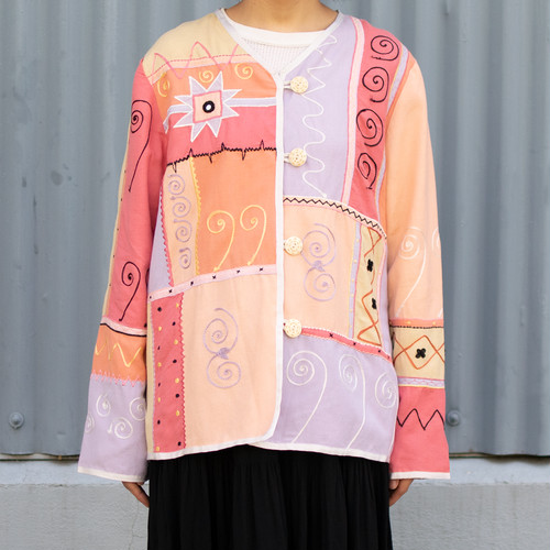 """Indigo Moon"" Design Jacket"