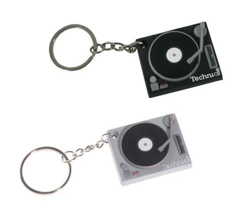 Technics Deck Keyring