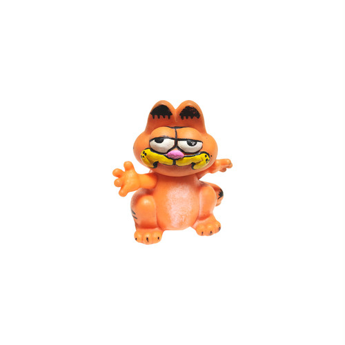 Garfield Bootleg Mini Toy