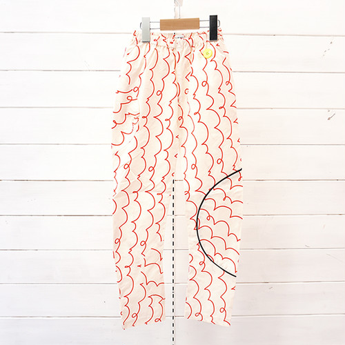3PATTERNS SWITCHING PANTS / LL