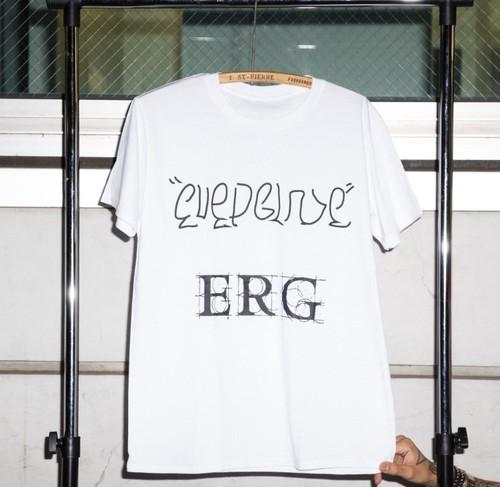 ERG×EVERGLADE TEE