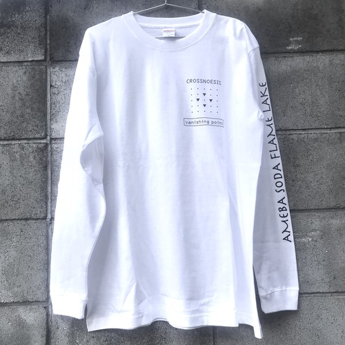 クロスノエシス vanishing point Long T-shirt