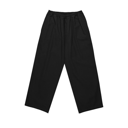 POLAR SKATE CO. KARATE PANTS BLACK M ポーラー パンツ