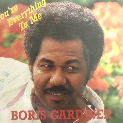 Boris Gardiner - You're Everything To Me【7-20498】