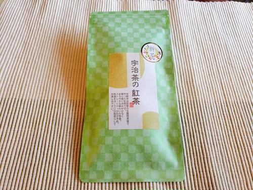 宇治茶の紅茶ファーストフラッシュ2020
