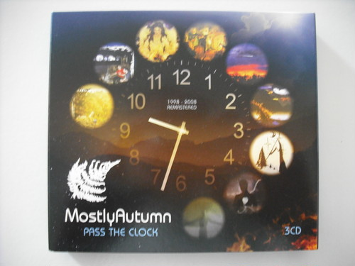 【3CD】MOSTLY AUTUMN / PASS THE CLOCK