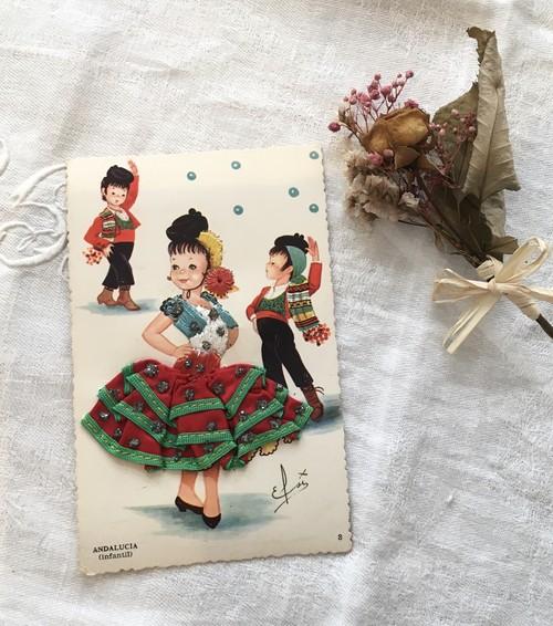 アンティークポストカード
