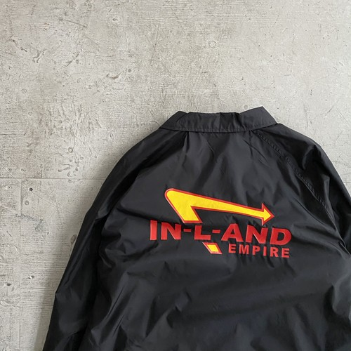 """Coach Jacket """"IN-L-AND EMPIRE"""""""
