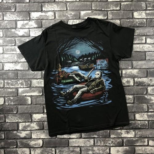 【Bargain Item】Horror Print Tshirt