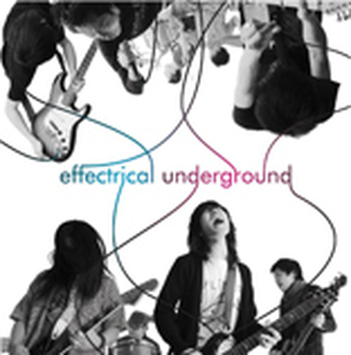 puff noideX忘レ敵 split album 『effectrical underground』