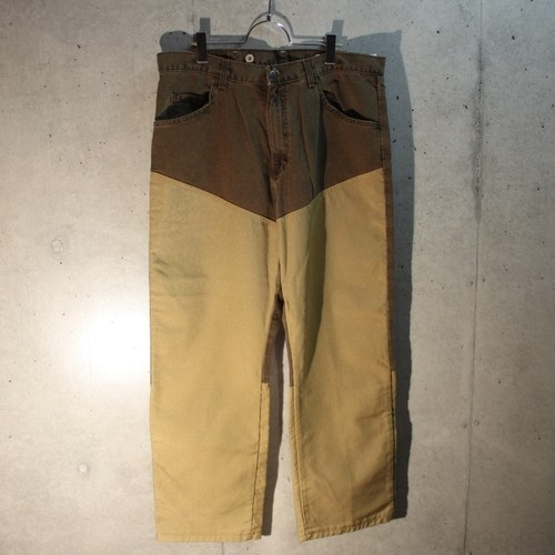 Cotton & Nylon Pants