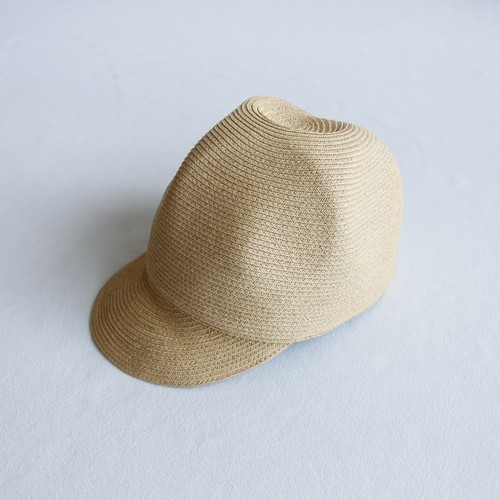 《MOUNTEN. 2021SS》blade mountain cap / beige