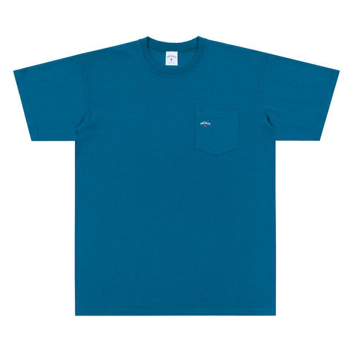 Pocket Tee(Gem Blue)