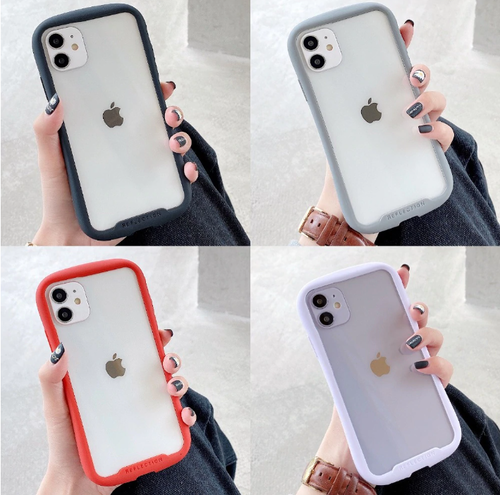 【オーダー商品】Solid Color Border Phone case
