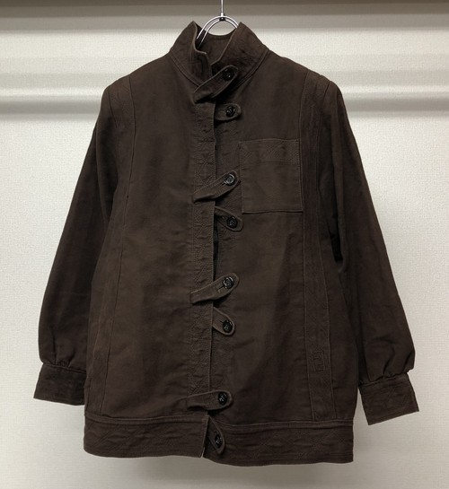 1970s FENDI BUTTON UP JACKET
