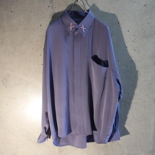 Rayon Poly Long Sleeve Design Shirt