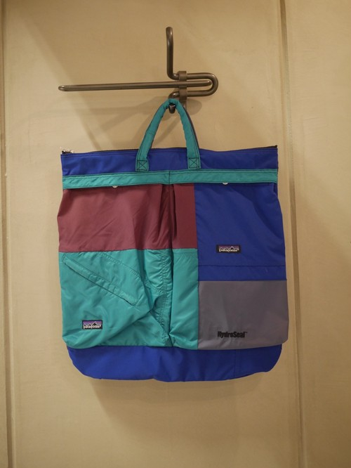 OLD PARK / HELMET BAG  (JUQUI別注 / NO.2)