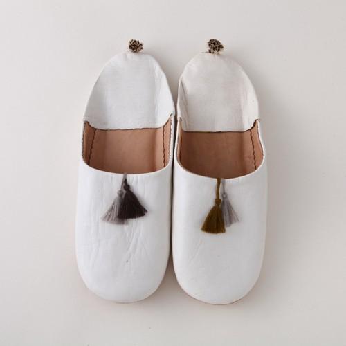 WHITE -4色フリンジ-