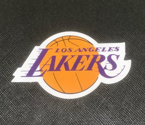 NBAステッカー ロサンゼルス・レイカーズ