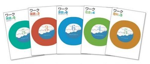エデュケーショナルネットワーク ワーク 算数 小3~6 2020年度版 各学年,各準拠(選択ください) 新品完全セット ISBN なし c005-622-000-mkj-bn-lo