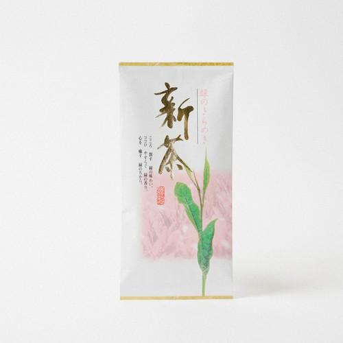 新茶 サエミドリ | 上嶋爽禄園