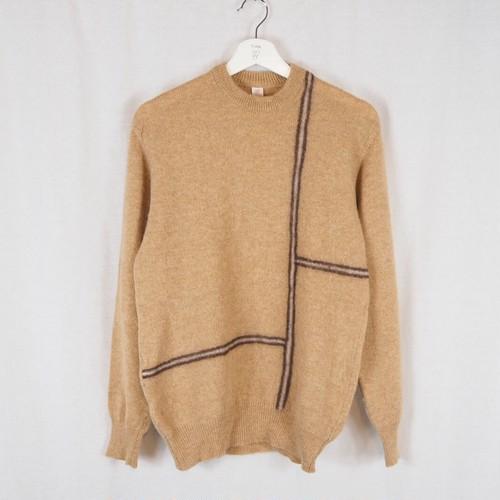 Vintage Shetland Wool Knit made in Yugoslavia
