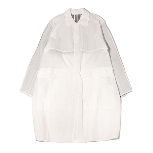 NOMA t.d Reversible Coat (WHITE)