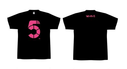 Wi-Fi-5「オリジナルTシャツ」