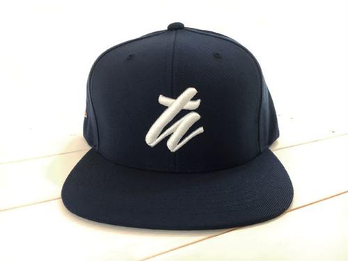 TH BASE BALL CAP <NAVY>