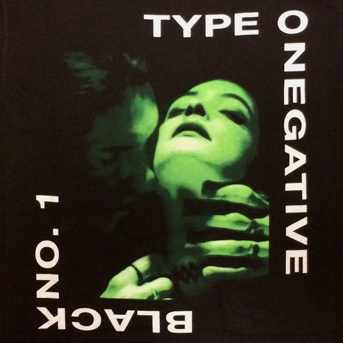 "TYPE O NEGATIVE ""Black No.1"""