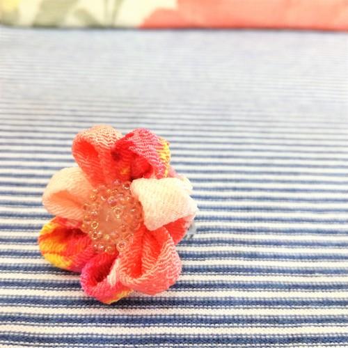 和布リング・紅花