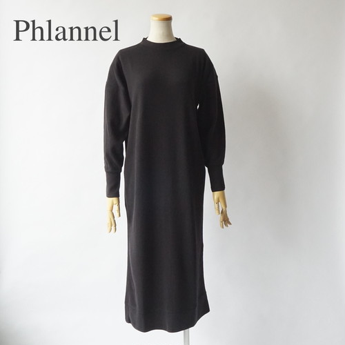Phlannel/フランネル・Cotton Silk Thermal Day Dress