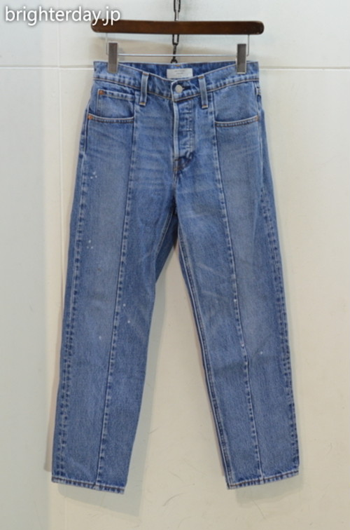 LEVI'S ALTERED STRAIGHT 解体 DENIM