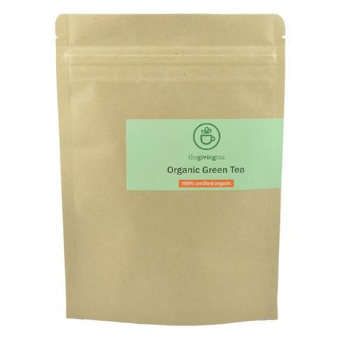 100%天然素材 タイ産ハーブティー「オーガニック緑茶」15P