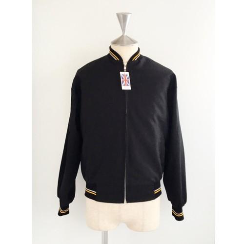 【RELCO LONDON】 英国製 モンキージャケット 〈Black〉