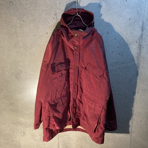 WOOLRICH double zip nylon jacket