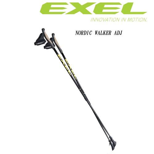 EXEL exel エクセル NORDIC WALKER ADJ ノルディックウォーキング NWR13072J
