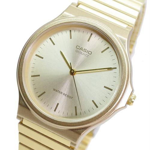 カシオ CASIO 腕時計 メンズ MQ-24G-9E クォーツ ゴールド