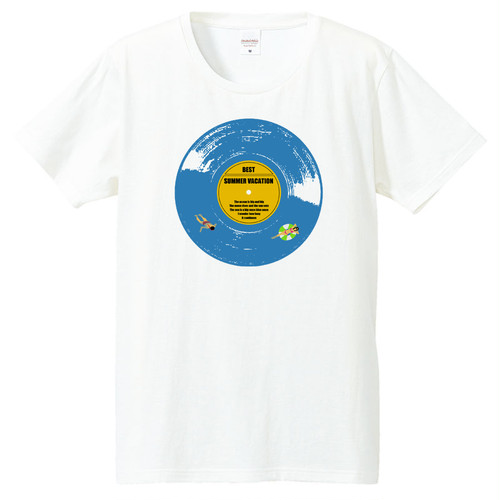[Tシャツ] Endlessly enjoyable summer