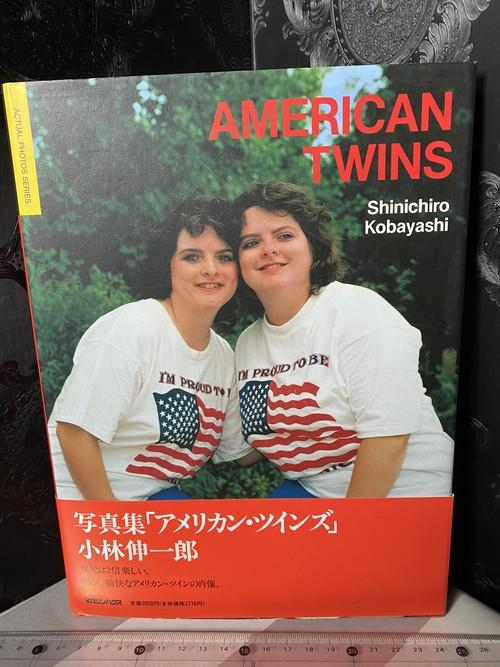 AMERICAN TWINS  小林伸一郎写真集
