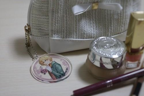 Romantique Salonアクリルキーホルダー【全10種】