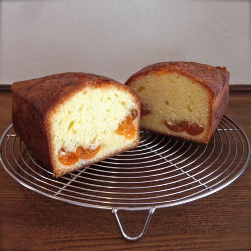 金柑のパウンドケーキ《期間限定》