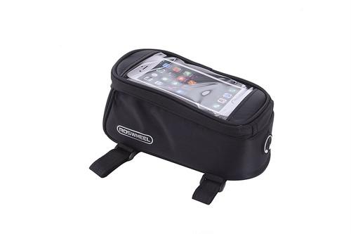 JUCK 自転車 フレームバッグ iPhon6/6S対応 4.8インチ