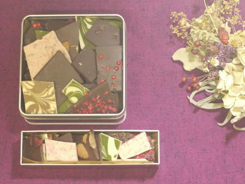pieceチョコレート缶(詰め合わせ)大