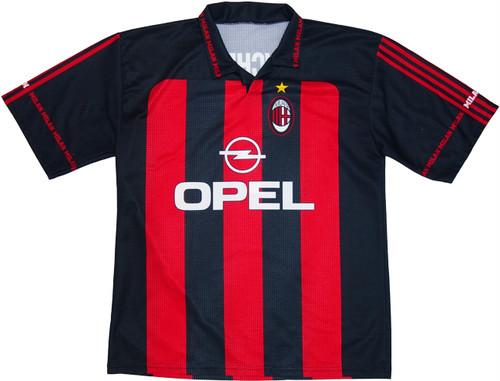 90年代 00年代 ACミラン サッカー ユニフォーム ″シェフチェンコ″ | ヴィンテージ 古着