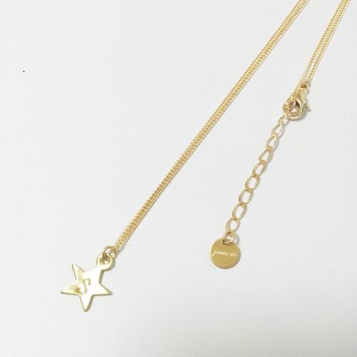 petit star necklace