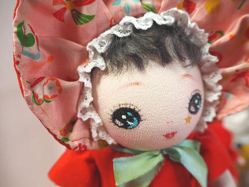 絹文化人形 (No.7) SOLD OUT