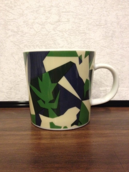 Mug(peacecamo by nowartt)