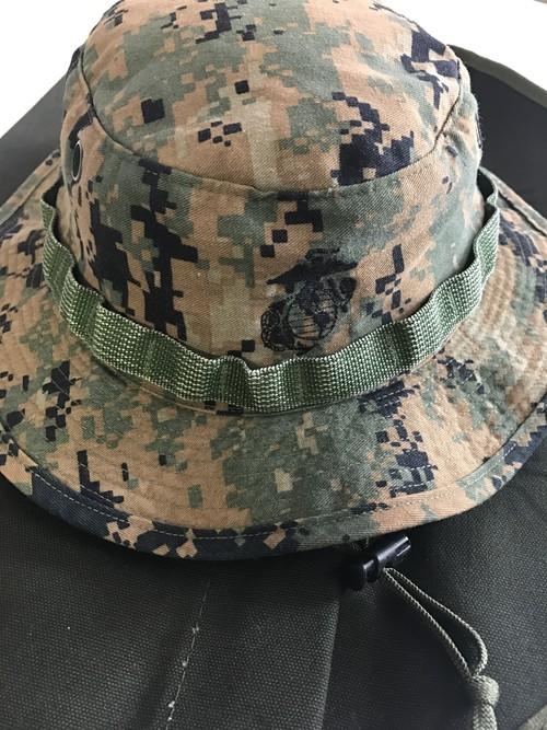 USMC 海兵隊 ブーニーハット USED