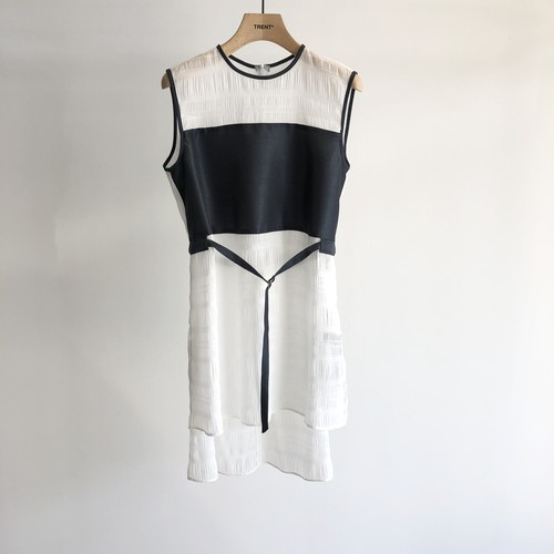 【20SS】EBONY エボニー / Belts Long Tops (WHITE)